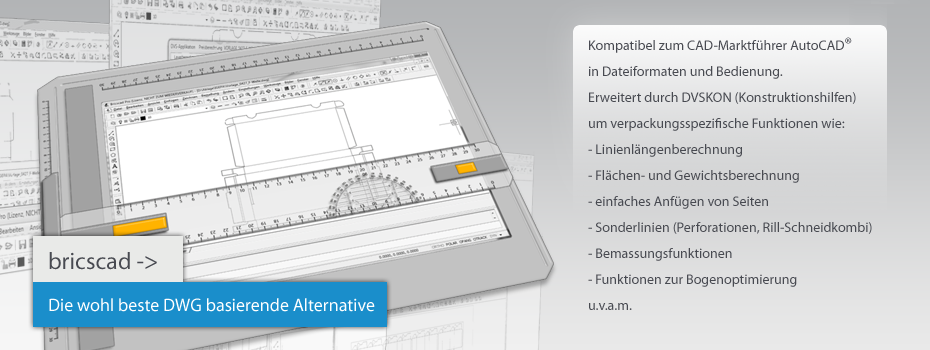 bricscad - Die wohl beste DWG basierende Alternative